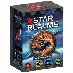 Star Reals, jeu de deck building de 2 à 4 joueurs