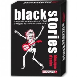 Black Stories - Musique...