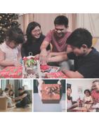 Box à jouer en famille : abonnement jeux de société