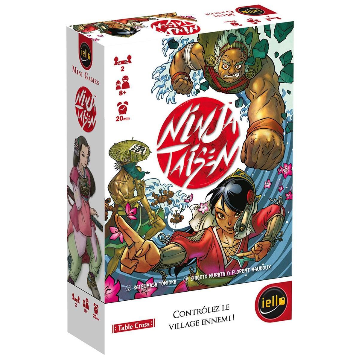 Test et Avis #7 : Ninja Taisen