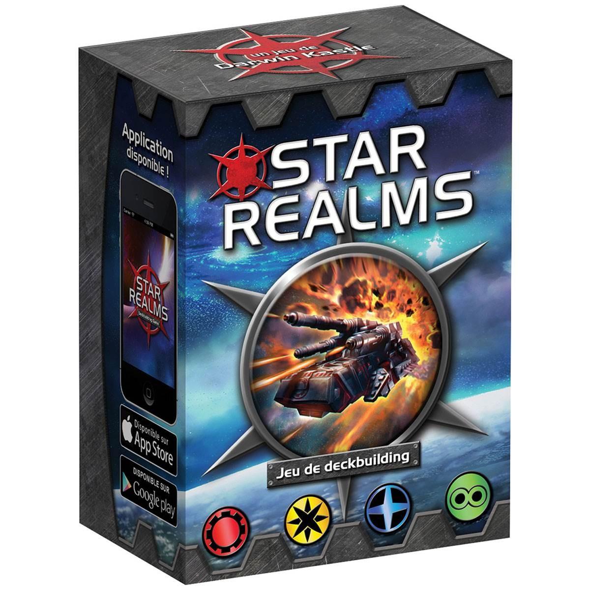 Test et Avis #4 : Star Realms